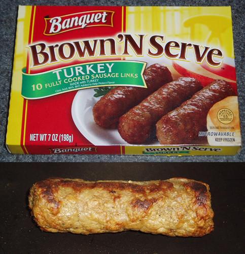 Banquet Brown 39 N Serve Turkey Banquet Brown 39 N Serve