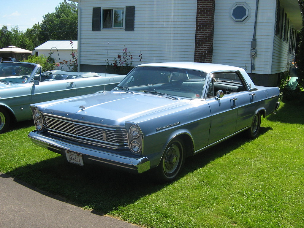 1965 Ford Galaxie 500 4-door hardtop | This picture was ...  1965 Ford Galax...