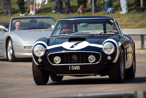 1961 Ferrari 250 GT SWB Berlinetta | by FurLined
