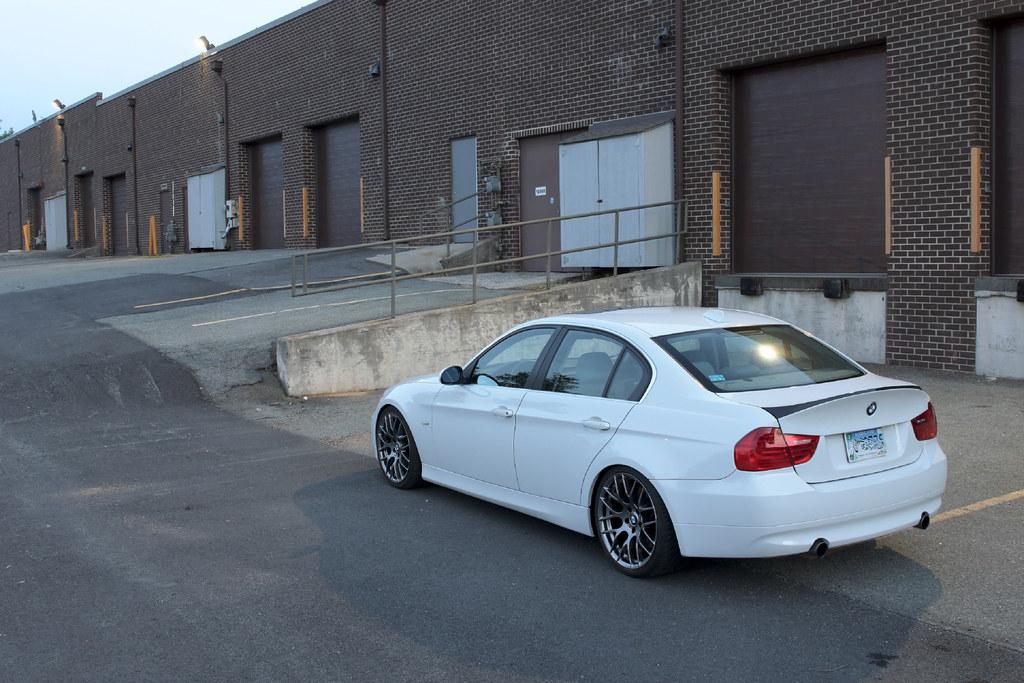 E90 ZCP Wheels CSL Trunk | E90 ZCP Wheels CSL Trunk | Flickr