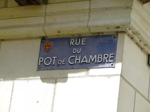 Rue de Pot du Chambre,