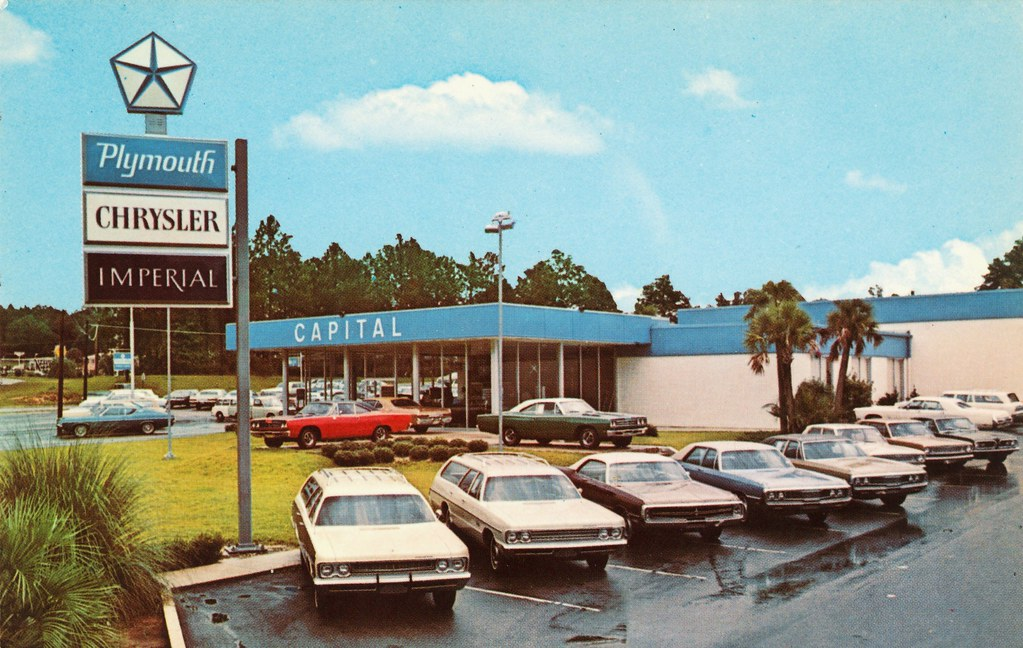 Capital chrysler plymouth tallahassee fl looks like a for Capital motors used cars
