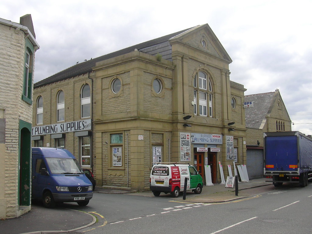 Quot Burnley Plumbing Supplies Quot Hanover Chapel Old Hall Stree