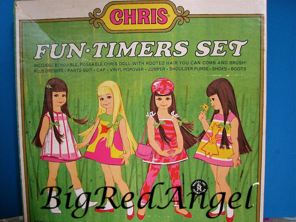 Vintage chris fun timers gift set big red angel flickr vintage chris fun timers gift set by big red angel publicscrutiny Choice Image