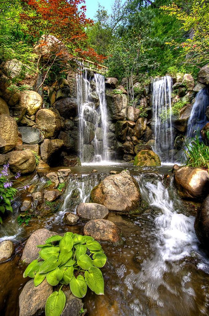 Anderson Japanese Gardens,Rockford Illinois
