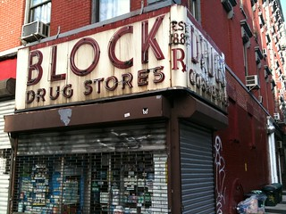 Block Drug Stores | by Salim Virji