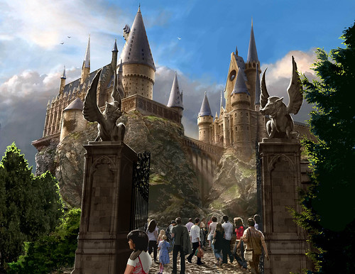 Harry Potter Theme Park (Courtesy Universal Studios) | by Contra Costa Times