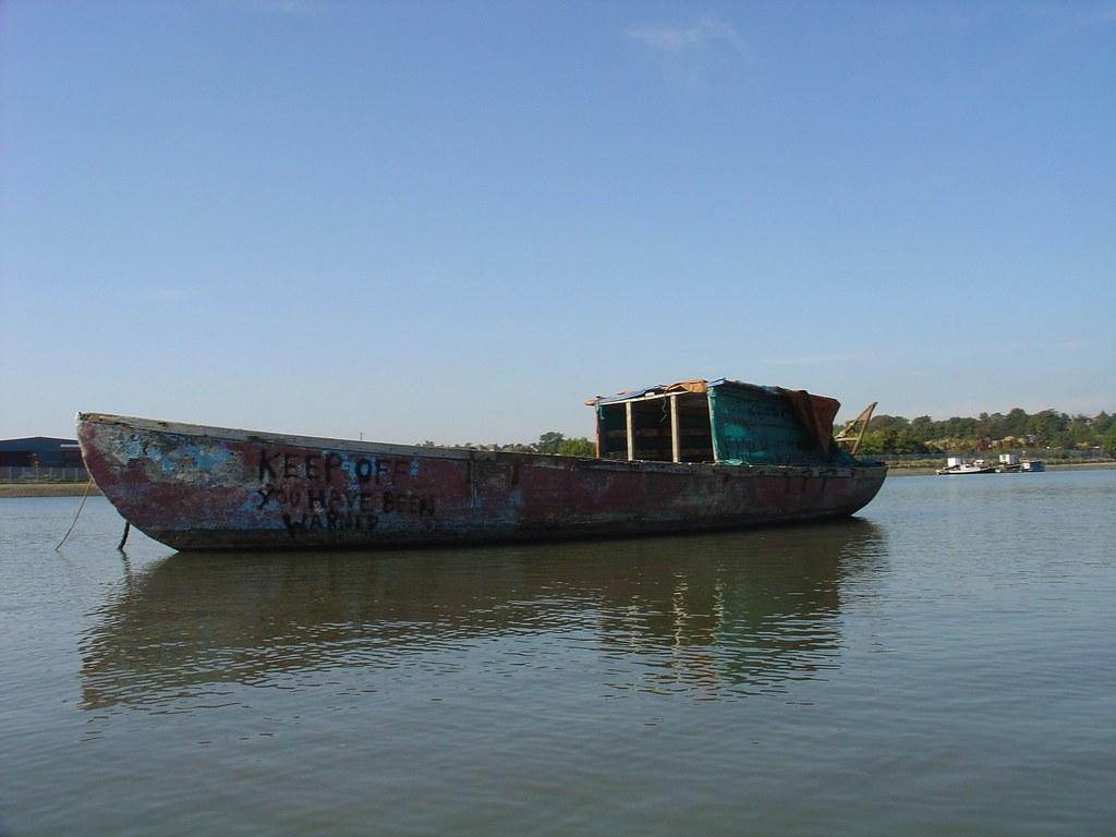 Concrete Boat Made Something Similar