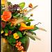 Flower Pumpkin