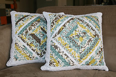 String Pillows Couch | by Fresh Lemons : Faith