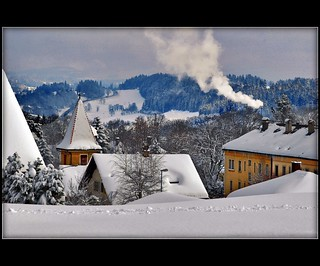 Switzerland : La Chaux-de-Fonds : February 16,2009.... | by Izakigur