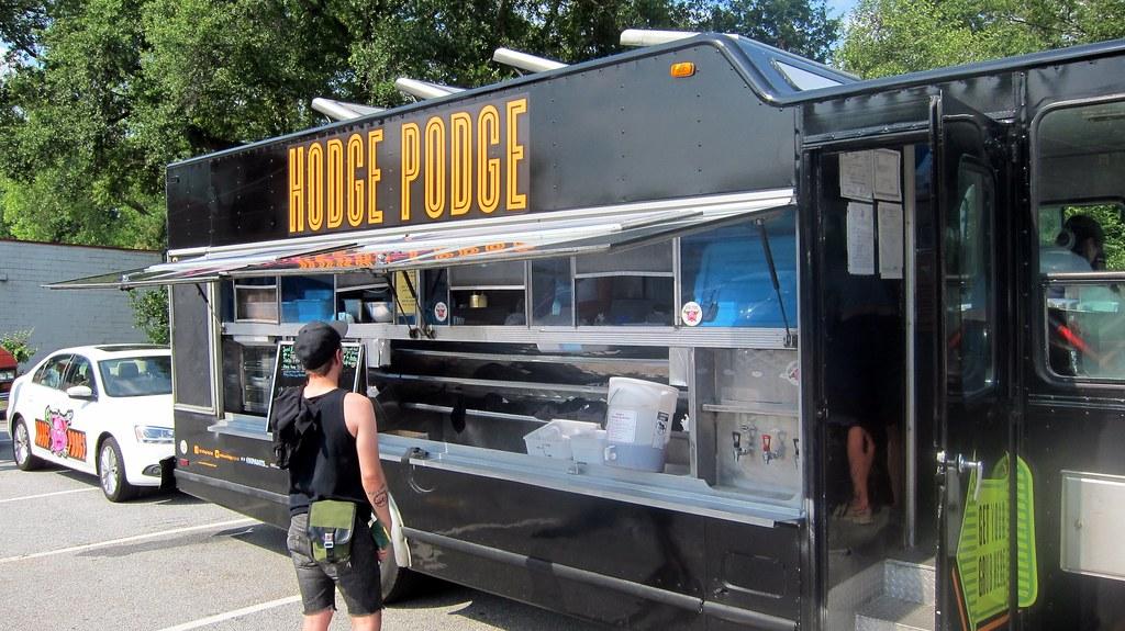 Hodge Podge Food Truck Jacqueline