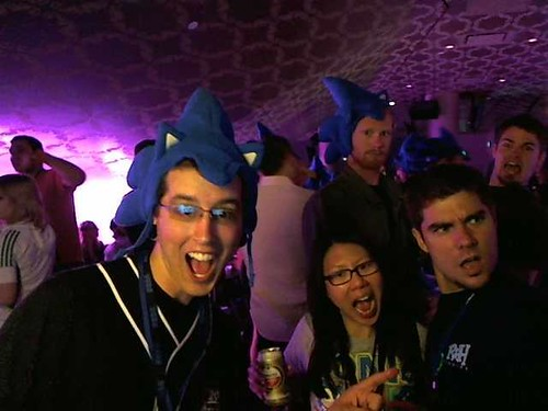 Best of the Sonic Boom Photo Booth | by SEGA of America