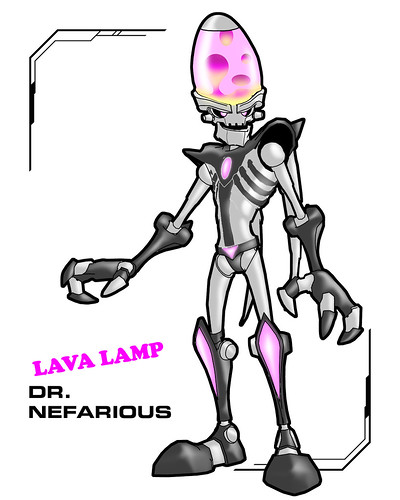 Ratchet & Clank: All 4 One: Lava Lamp Dr. Nefarious | by PlayStation.Blog