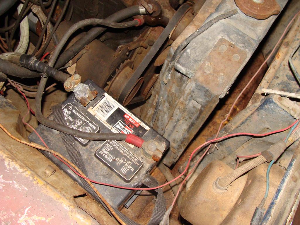 1946 Willys Jeep Cj2a Restoration Jonathan Flickr Electrical Wiring By Jpl3k Jipple28
