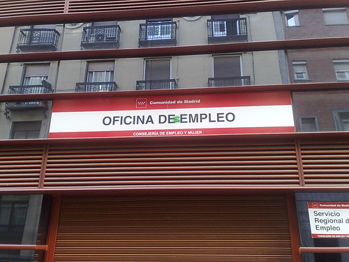 Oficina de desempleo | by No man´s land