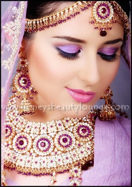 Pakistani Indian Bridal Make Up Hair Amp Make Up By Hafsa Flickr