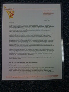 USCFB Appreciation Letter 1 | by Jayce Renner