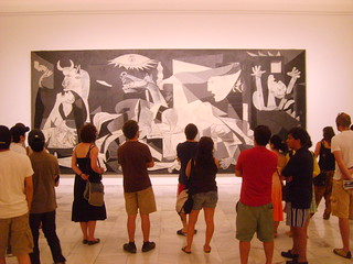 Impressed by Guernica | by rogiro