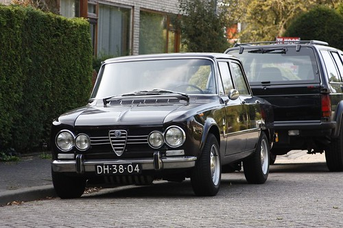dh 38 04 alfa romeo giulia ti super 1970 carcheologisch onderzoeker flickr. Black Bedroom Furniture Sets. Home Design Ideas