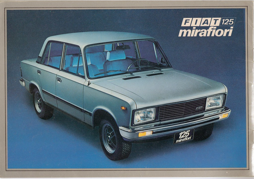 Fiat Mirafiori Made In Argentina John Lloyd Flickr