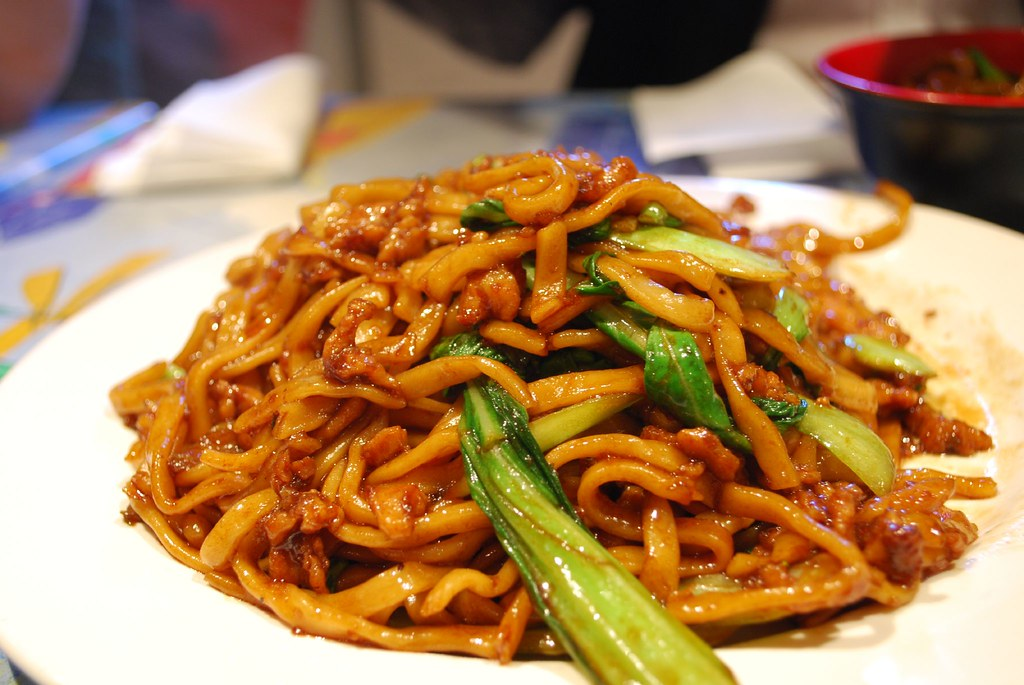 Bakmi Goreng Chinese Food