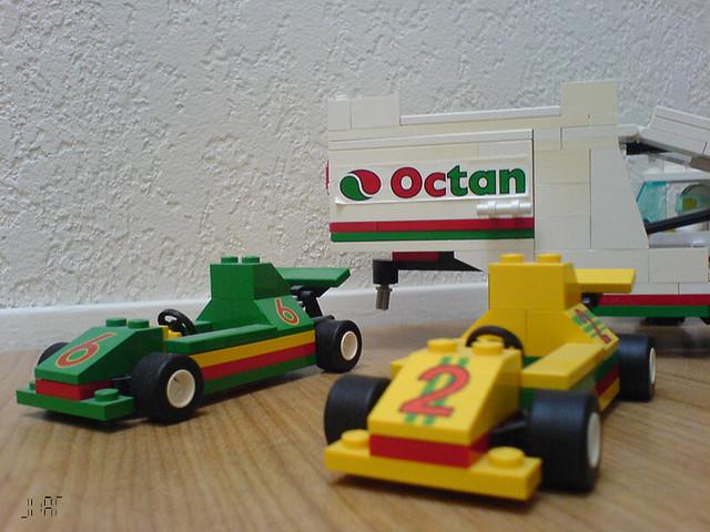 Lego Octan Race Car