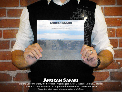 Africa Safari Promo Cover | by Shawn Woods