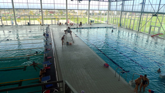 Stade nautique nemausa n mes fr30 flickr photo sharing for Piscine stade louis 2