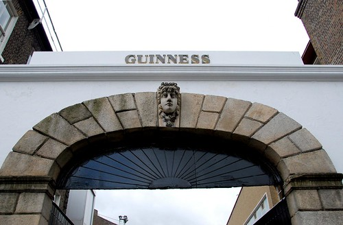 THE st. james gate, guinness brewery | by hopemeng