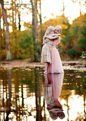 wood sylph | virginia beach child photographer | by lifeography®