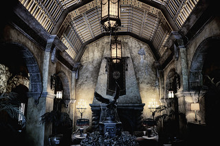 Tower of Terror Hotel Lobby | by Karon