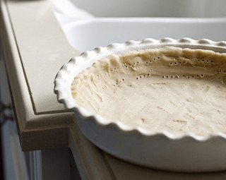 Chilled pie crust | by Elissa @ 17 and Baking