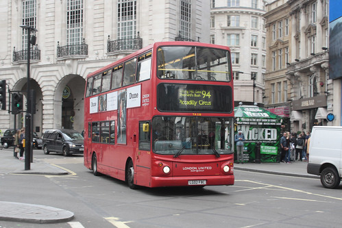London United TA238 LG02FBC