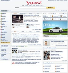 Old Yahoo Homepage 2009 | by jeremiah_owyang