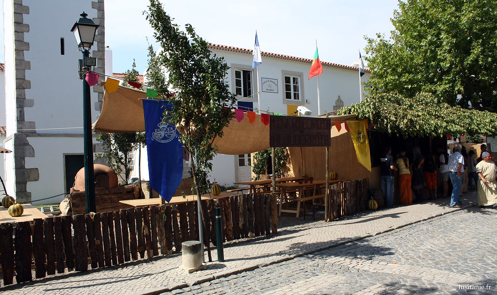 Mairie d'Aljubarrota