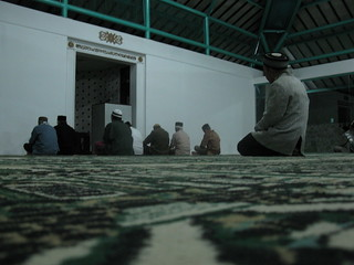 Sholat Subuh (Dawn Prayer Time) on 1st Ramadan 1430H | by Ikhlasul Amal
