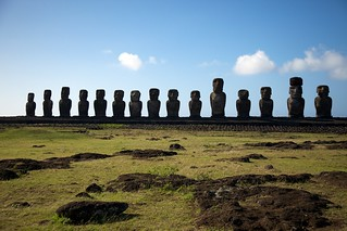 Easter Island Ahu Tongariki | by Ndecam
