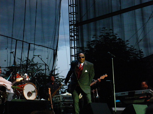 Al Green at the Edgefield, August 28, 2009 | by red alder ranch