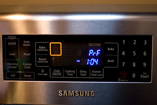 Samsung Range: proofing feature | by nikaboyce