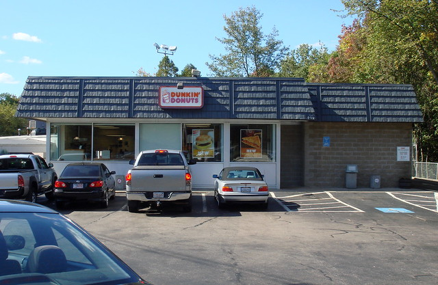 Dunkin Donuts At 951 Worcester St Wellesley Ma Flickr
