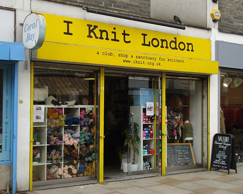 Knitting Jobs London : I knit london lower marsh se links randomness