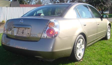 Lovely ... 2003 Nissan Altima 2.5 S   $6,400.00 | By Hai Auto Sales