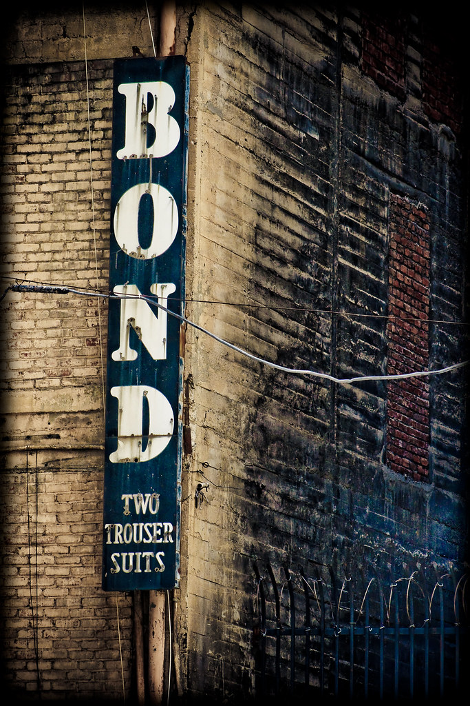 Bonds worth clothing store