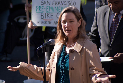 10568 Cheryl Brinkman, Livable City Board President | by sfbike