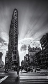 The Edges of the Flatiron Building | by Stuck in Customs