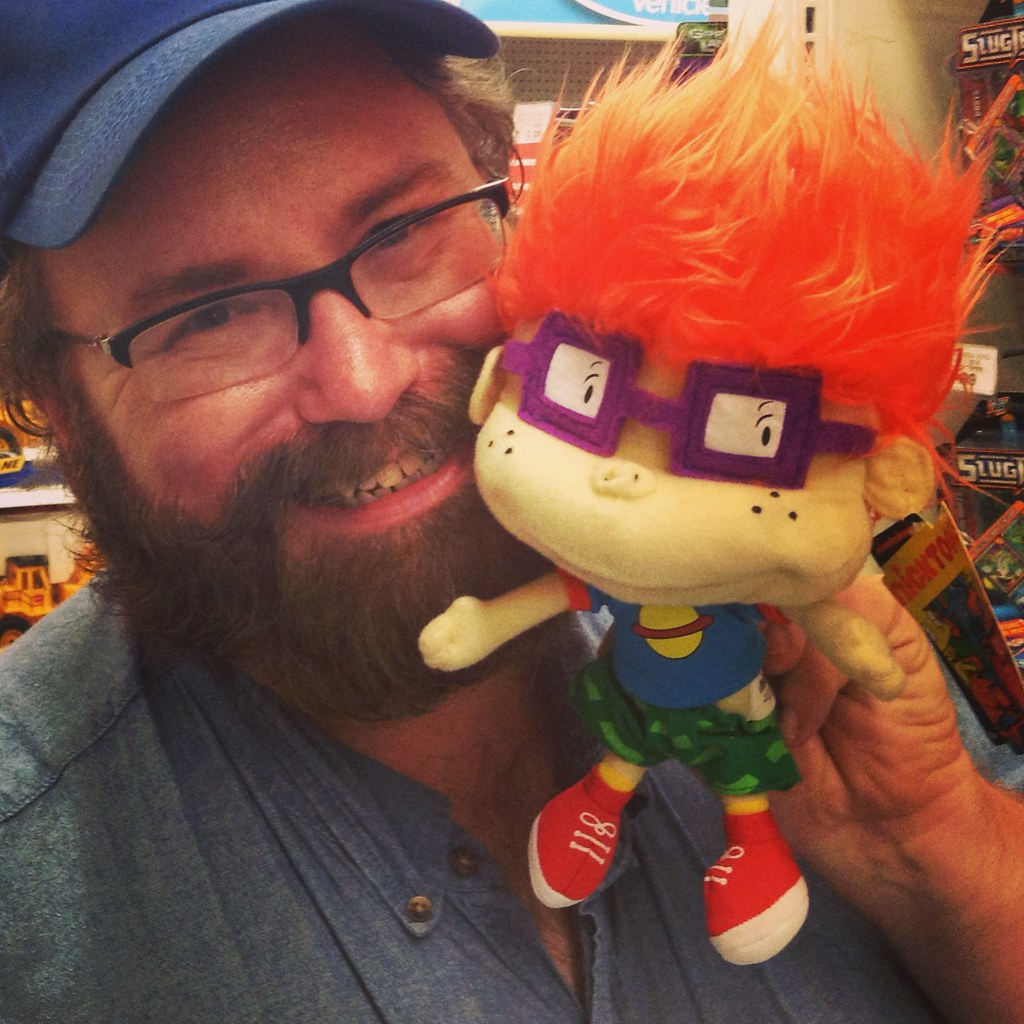 Toys R Us Chucky : Rug rats chucky plushie at toys r us with mike