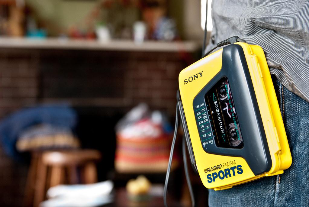 Happy 30th Birthday Walkman The Sony Walkman Turned 30