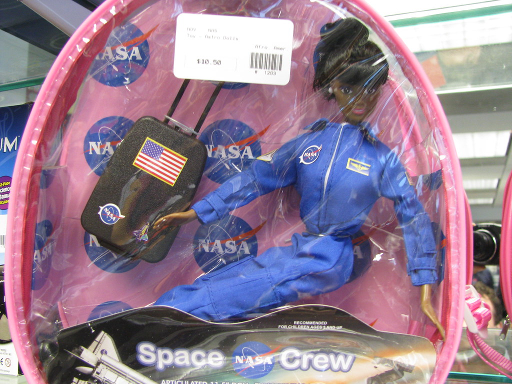 new nasa astronaut barbie - photo #27