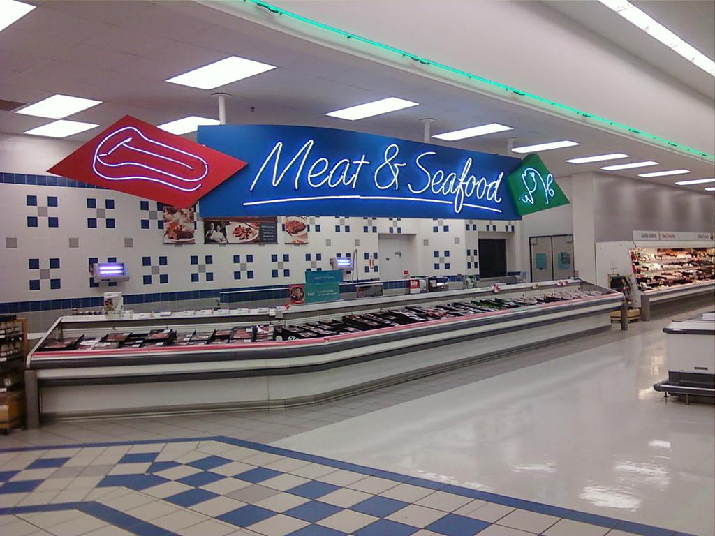 Super Target Mason City Iowa Meat Amp Seafood I Think